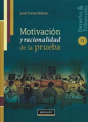 MOTIVACION Y RACIONALIDAD DE LA PRUEBA