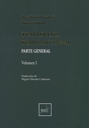 TRATADO DE DERECHO PENAL PARTE GENERAL (2 TOMOS)