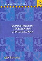 COMPORTAMIENTO POSTDELICTIVO Y FINES DE LA PENA