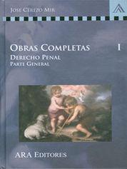 OBRAS COMPLETAS. DERECHO PENAL