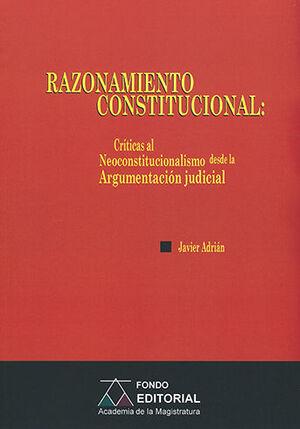 RAZONAMIENTO CONSTITUCIONAL