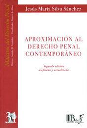 APROXIMACIÓN AL DERECHO PENAL CONTEMPORÁNEO