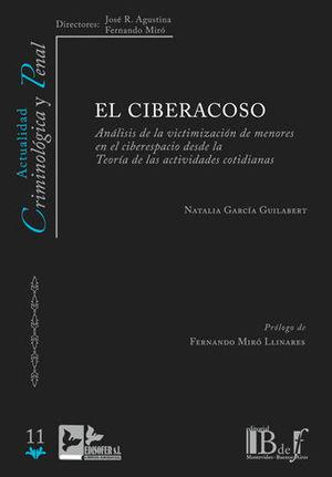 CIBERACOSO. ANÁLISIS DE VICTIMIZACIÓN DE MENORES EN EL CIBERESPACIO