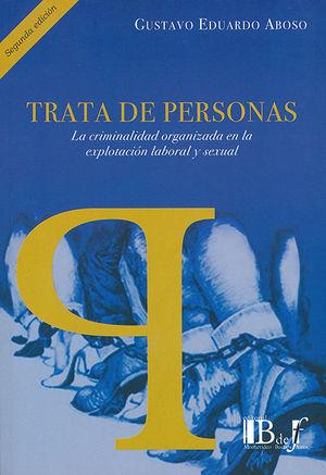 TRATA DE PERSONAS