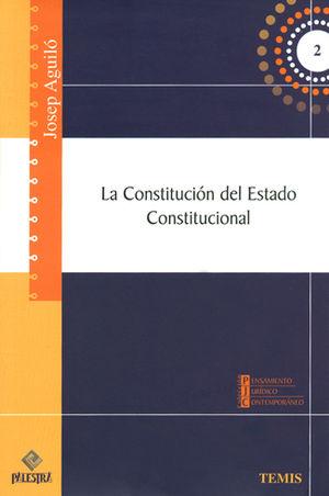 CONSTITUCIÓN DEL ESTADO CONSTITUCIONAL, LA